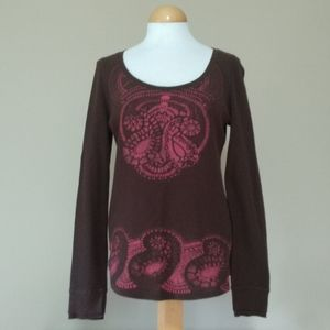 Thermo Cotton with Moroccan Print
